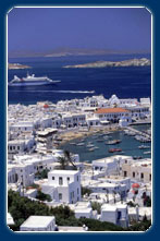 yacht sailing holidays in Greece
